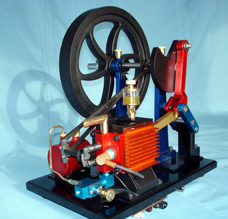 David Sage Atkinson Cycle Engine