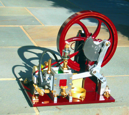 Steve Cohen Atkinson Engine